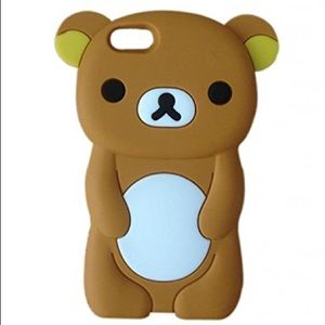 Iphone Teddy Bear Case